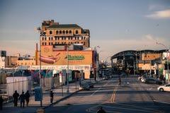 ` S, Coney Island de Nathan Fotos de archivo libres de regalías