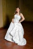 S Curve Bride Stock Photos