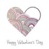 S-día del ` de Valentin Imagen de archivo libre de regalías