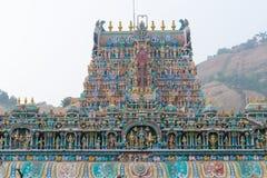 S?d-Tempel Indiens Madurai Thiruparankundram Murugan stockbild