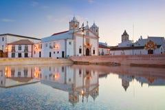 S. de kerk van Maria `s, Lagos, Algarve Stock Foto's