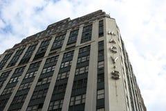 ` S de Macy em Herald Street imagens de stock royalty free