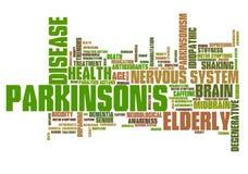 ` S de Parkinson illustration libre de droits