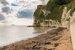 ` S de St Margaret em Cliffe, Inglaterra, Reino Unido imagem de stock royalty free