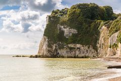 ` S de St Margaret em Cliffe, Kent, Inglaterra, Reino Unido imagens de stock royalty free