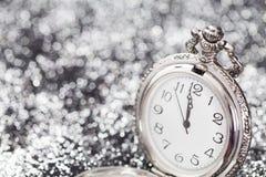 ` S del Año Nuevo en la medianoche Imagen de archivo