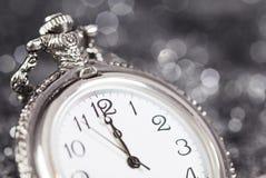 ` S del Año Nuevo en la medianoche Foto de archivo