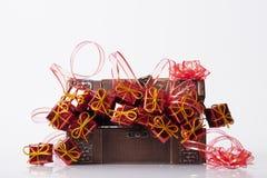 ` S del Año Nuevo y decoración de la Navidad Foto de archivo