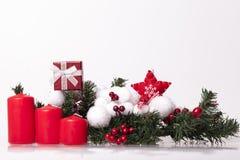 ` S del Año Nuevo y decoración de la Navidad Imagenes de archivo