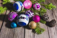 ` S del Año Nuevo y la Navidad 21 Imagen de archivo libre de regalías