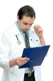 `S del doctor redondo Foto de archivo
