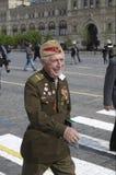 `S del veterano de la Segunda Guerra Mundial Imagen de archivo libre de regalías