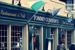 ` S di Tommy Condon fotografia stock libera da diritti