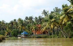 S?dra Indien ferie turnerar destinationer royaltyfri bild