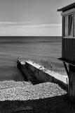 ` S el Mar Negro de Crimea Imagenes de archivo