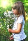 S, elling Blumen stockfotografie
