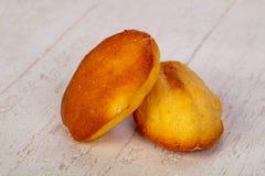 S??es geschmackvolles Muffin lizenzfreies stockbild