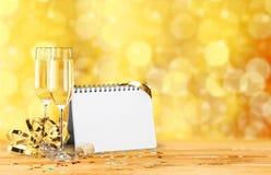 ` S Eve del Año Nuevo Fotos de archivo