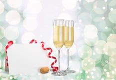 ` S Eve del Año Nuevo Imagenes de archivo