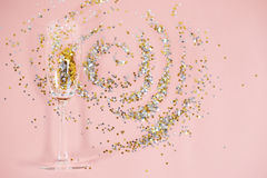 ` S Eve del Año Nuevo Fotografía de archivo