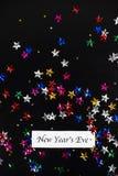 ` S Eve del Año Nuevo Fotos de archivo libres de regalías