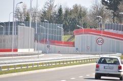 S17 expressway Stock Photo