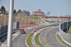 S17 expressway Stock Images
