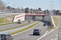S17 expressway Stock Photography