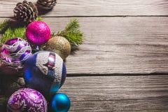 ` S för nytt år och jul 20 Arkivbilder