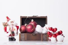 ` S för nytt år och julgarnering Royaltyfria Foton