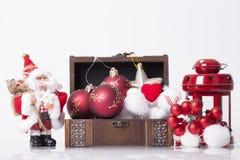 ` S för nytt år och julgarnering Royaltyfria Bilder