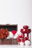 ` S för nytt år och julgarnering Royaltyfri Fotografi