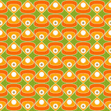 60's fabric Royalty Free Stock Images
