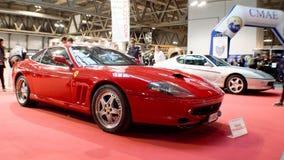 90s Ferraris em Milão Autoclassica 2016 Foto de Stock