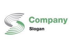 S-Firma Zeichen Lizenzfreie Stockfotos