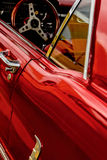 1960's Ford Mustang. Classic 1960's red Ford Mustang Royalty Free Stock Photo