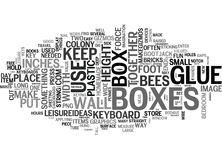 It S Fun To Make Useful Homemade Gizmos Word Cloud Concept Royalty Free Stock Photography