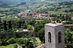 S.Gimignano, Italy, Italia Royalty Free Stock Photo