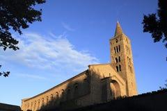Kirche St. Giovenni Stockfotografie