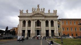 S Giovanni i Laterano Royaltyfria Foton