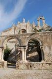 S.Giovanni Kirche in Syrakus Stockfoto