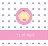 It's A Girl Stock Images