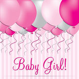 It's A Girl! Royalty Free Stock Image