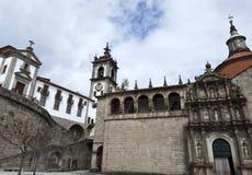 S. Gonçalo Monastery in Amarante Stock Photo