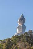 ` S grand Bouddha de Phuket Photos libres de droits