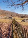 ` S Grayson Highlands State Park de Virgínia imagens de stock royalty free