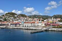 ` S, Grenada de San Jorge fotos de archivo libres de regalías