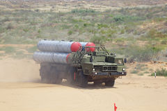 S-300 (grognement SA-10) Photographie stock