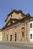 S Guido-Kirche, Acqui Terme, Italien Lizenzfreie Stockfotografie