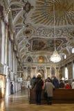 ` S Hall Church del ciudadano en Munich, Alemania, 2015 Fotografía de archivo